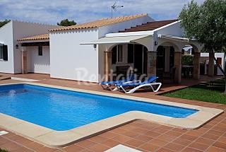 Casa de 3 habitaciones a 25 m de la playa Menorca