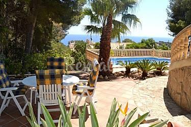 Casa en alquiler en javea xabia balcon al mar j vea for Casa domingo alicante