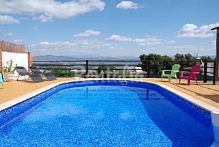 Villa Manzanilla Málaga piscina y cerca a la playa Málaga