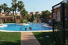 chalet de vacaciones para la playa Huelva