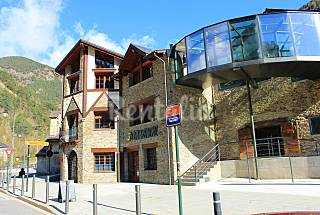 6 Apartments for 2-8 people Pal Arinsal