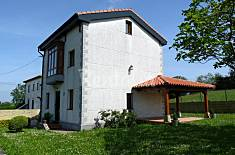 House with 4 bedrooms 18 km from the beach Cantabria