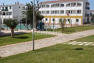 Apartamento de 1 dormitorio a 100 m de la playa Menorca