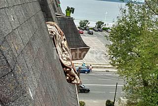 Apartamento de 1 habitación frente a la playa Pontevedra