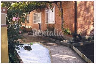 Casa para 6 personas con jardín privado Ávila