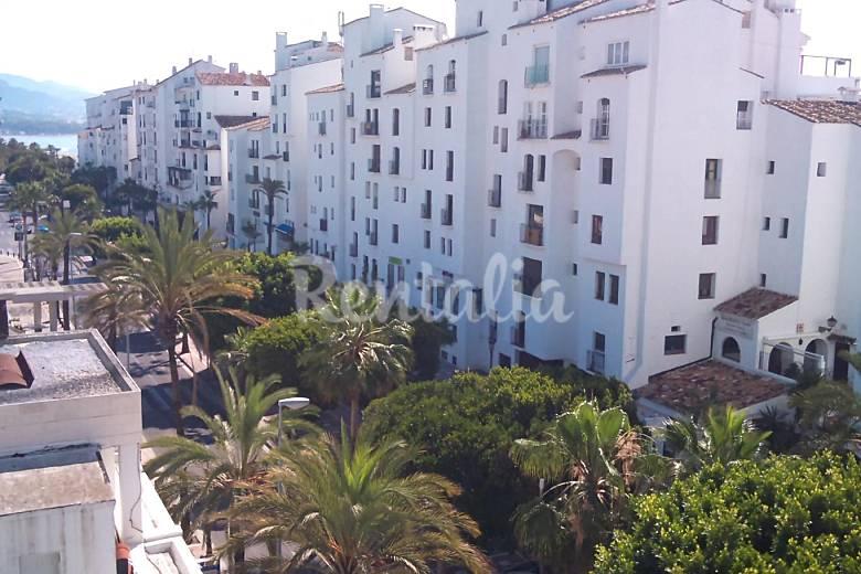 Apt Exterior del aloj. Málaga Marbella Apartamento