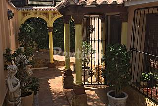 Villa for rent only 50 meters from the beach Málaga