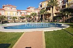 Chalet adosado 2 dormitorios,piscina,parking Huelva