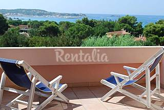 Apartment with pool in Villasimius Cagliari