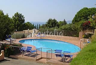 Apartment with pool, 300 m. from the beach Cagliari
