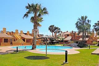 Casa de 2 habitaciones a 200 m de la playa Murcia