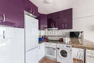 Apartment Kitchen Alicante El Campello Apartment
