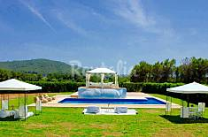 Villa with 5 bedrooms 10 km from the beach Ibiza
