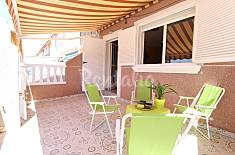 Lovely duplex 450m from the beach!  Murcia