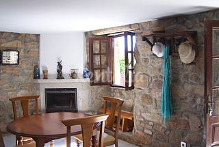 Casa en alquiler a 7 km de la playa Pontevedra
