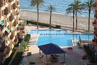 Apartment for rent only 25 meters from the beach Murcia
