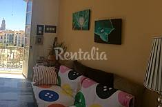 Apartment for rent only 1500 meters from the beach Málaga