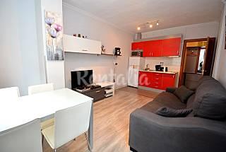 Apartamento de un dormitorio totalmente renovado a 500 metros de la Playa del Cura. Alicante