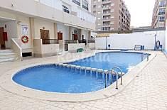 Apartamento de un dormitorio en un edificio con piscina a poca distancia de la playa de Los Locos y de la playa del Cura! Alicante