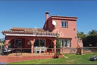 Villa de 5 chambres à 1000 m de la plage Malaga