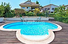 Villa en alquiler con piscina Barcelona