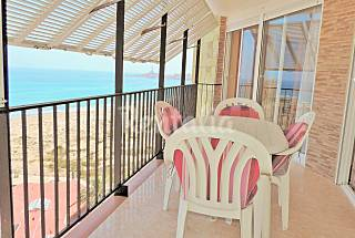 Apartment for 6 people only 50 meters from the beach Murcia