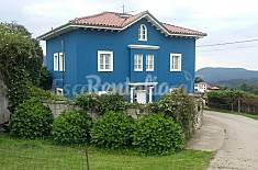 Maison pour 8 personnes à 12 km de la plage Asturies