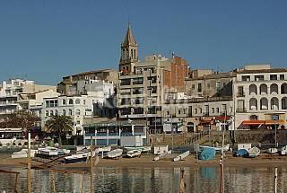 Can Vallès Precioso Apartamento ático en Palamos Girona/Gerona