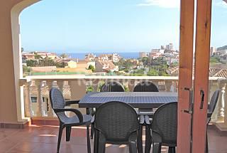 Apartamento de 3 habitaciones a 200 m de la playa Murcia
