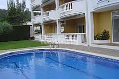 Appartement de 2 chambres à 1000 m de la plage Gérone