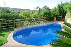 Villa for rent in Els Pinars Barcelona