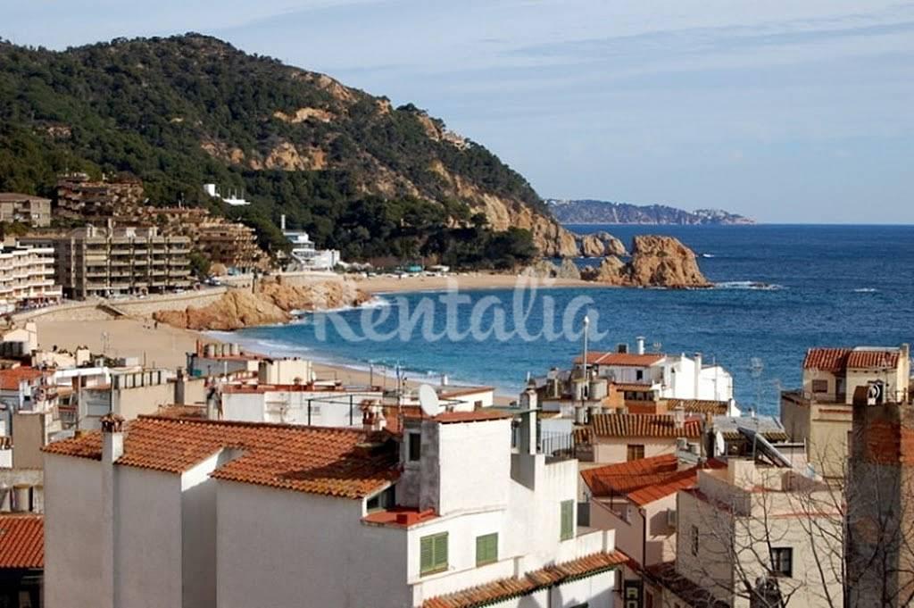 Apartamento en alquiler en catalu a la fermina tossa de - Alquiler de apartamentos en tossa de mar particulares ...