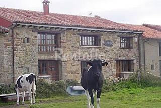 Maison pour 14 personnes à 5 km de la plage Asturies