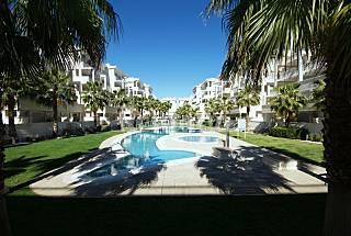 Bajo 2 habitaciones a 250 m de la playa Alicante