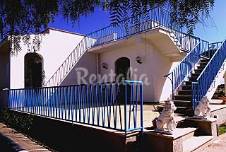 Villa with 3 bedrooms only 150 meters from the beach Trapani