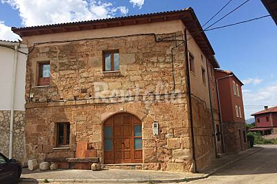 Casa para 8-9 personas en Llano de Bureba Burgos