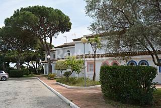 2 Houses for rent on the beach front line Málaga