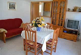 Apartamento para 4 personas a 150 m de la playa Girona/Gerona