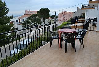 Fantástico piso en Grifeu con vistas al mar! Girona/Gerona