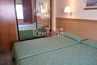 Apartamento para 2-5 pessoas a 50 m da praia Tarragona