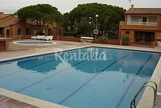 Casa familiar en alquiler a 200 m de la playa Girona/Gerona