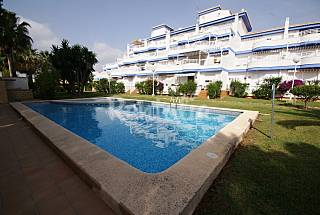Apartment for 4 people only 250 meters from the beach Alicante