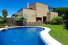 Villa de 5 habitaciones a 1500 m de la playa Cádiz