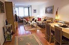 Appartement pour 6 personnes à 12 km de la plage Asturies