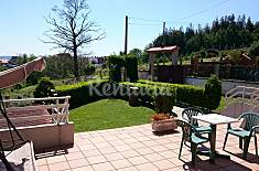House for 9-11 people only 250 meters from the beach Pontevedra