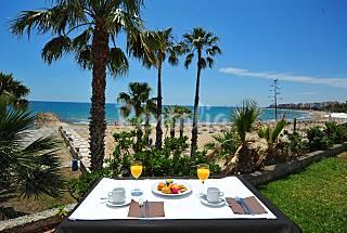 Villa de 4 habitaciones en 1a línea de playa Castellón