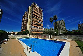 Apartamento de 2 habitaciones a 150 m de la playa Castellón