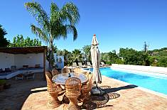 Villa for 8-10 people 6.5 km from the beach Algarve-Faro