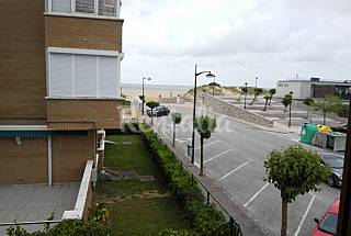 Appartement en location à 50 m de la plage Cantabrie