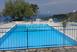 House with pool Calabria Among Sangineto and Praia Cosenza